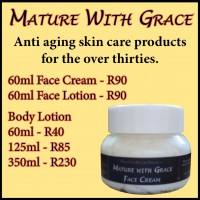 MATURE WITH GRACE BODY LOTION 125ml