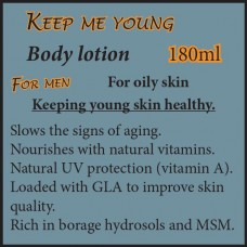 KEEP ME YOUNG BODY LOTION 350ml