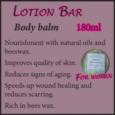 LOTION BAR 180ml